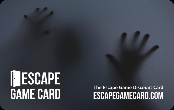 Escape Game Discount Card